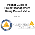 Pocket Guide to Project Management Using Earned Value